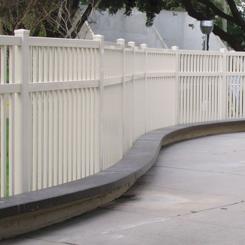 All Seasons Vinyl Fencing Products Pool Fencing