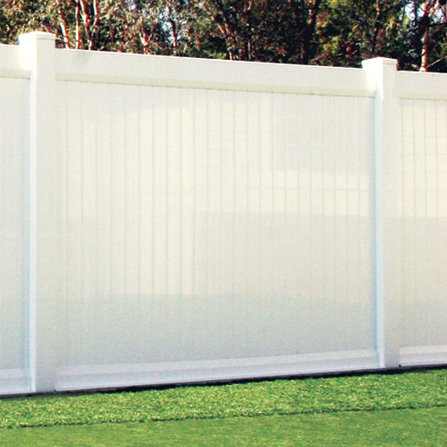 All Seasons Vinyl Fencing Products Privacy Fencing